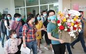 VIDEO: 30 công dân trở về từ Vũ Hán chính thức được đoàn tụ gia đình sau 21 ngày cách ly