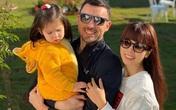 Gia đình Hà Anh nghỉ ở resort của Lý Nhã Kỳ