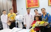 Gia đình NSND Lý Huỳnh tặng BV Chợ Rẫy máy thở phòng chống COVID-19