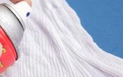 Dầu mỡ bắn vào quần áo khi nấu ăn là không tránh khỏi, đây là cách khiến nó biến mất không dấu vết