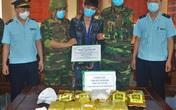 Thanh niên giấu 5 kg ma túy trong ba lô