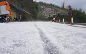 Mưa đá trắng đường khiến Lai Châu, Tuyên Quang, Yên Bái thiệt hại hàng tỷ đồng