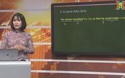 Lịch phát sóng chương trình dạy học trên truyền hình tại Hà Nội từ 6 đến 11/4