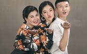 Hoàng Yến chia sẻ ảnh hiếm hoi bên mẹ và em trai