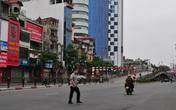 Các điểm nóng ùn tắc của Hà Nội trong ngày đầu tiên thực hiện cách ly toàn xã hội ra sao?