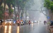 Thông tin mới nhất về không khí lạnh: Nhiệt độ giảm sâu, cảnh báo mưa dông, lốc, sét, mưa đá