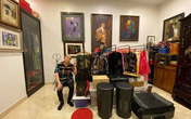 Khoe nhà phố cổ, nghệ sĩ Xuân Hinh gây choáng khi mở cửa căn phòng này