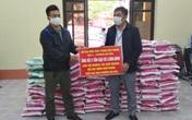 Quảng Ninh: Gia đình người thợ cắt tóc tặng người dân khó khăn trong dịch COVID-19 3 tấn gạo