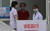 Chung cư HH01B KĐT Thanh Hà nơi có 2 vợ chồng nhiễm COVID-19 chính thức được dỡ lệnh cách ly
