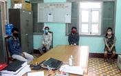 Quảng Ninh: Bị nhắc nhở, 4 thanh niên tấn công tổ công tác phòng dịch COVID-19