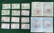 Phát hiện cụ ông ăn xin ở Sài Gòn có đến 12 chứng minh thư