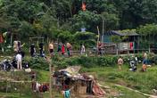 Hà Nội: Người dân ra cầu Long Biên 'tắm tiên', chụp ảnh đông đúc bất chấp Chỉ thị cách ly xã hội