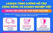 Lazada Việt Nam tiên phong triển khai cung cấp thực phẩm tươi sống, đáp ứng tối đa nhu cầu người dùng
