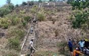 Hoảng hồn phát hiện xác nam thanh niên chết khô trên núi Đại La