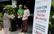 """""""Quán cơm dã chiến"""" 0 đồng ở Sài Gòn lan tỏa yêu thương"""
