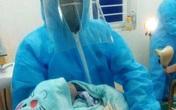 Sản phụ Nghệ An sinh con trong khu phòng cách ly phòng chống COVID–19