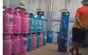 Hưng Yên: Liên tiếp phát hiện nhiều cơ sở có dấu hiệu sang chiết gas trái phép