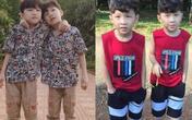 2 bé sinh đôi mất tích bí ẩn được tìm thấy trong căn chòi cách nhà gần 2km ở Bình Phước