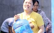 Viwaco khắc phục xong sự cố vỡ đường ống nước sông Đà