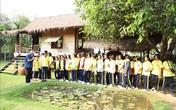 Mảnh đất Thái Lan ghi dấu bước chân Người