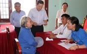 Lãnh đạo Bộ LĐ-TB&XH kiểm tra việc thực hiện hỗ trợ người dân gặp khó khăn do dịch COVID-19 tại Quảng Ngãi