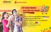 Tiết kiệm HDBank, mua sắm thả phanh