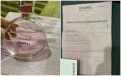 Lùm xùm nước hoa Chanel ở Tràng Tiền Plaza: Đổ lỗi cho nhân viên bán hàng