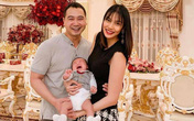 Hoa khôi Lan Khuê: 'Tôi sung túc vì có chồng con'