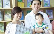 Sinh nhật đặc biệt của Bình An - em bé chào đời từ người mẹ ung thư vẫn quyết sinh con