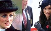 """Cố tình bắt chước theo mẹ chồng - Công nương Diana, Meghan Markle bị công chúng chê """"lố"""""""