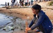 Còn 3 người mất tích trong vụ chìm đò chở 11 người trên sông Thu Bồn