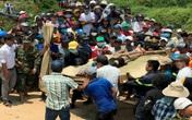 Tìm kiếm 2 nạn nhân còn lại trong vụ chìm thuyền kinh hoàng trên sông Thu Bồn