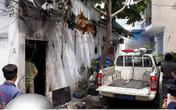 Camera an ninh tố cáo người đàn ông châm lửa đốt phòng trọ làm 3 người thiệt mạng