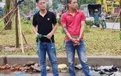 Gã xe ôm đâm chết đồng nghiệp vì tranh giành khách