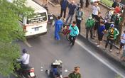 Hà Nội: Nữ sinh đang tham gia giao thông tự ngã xuống đường tử vong
