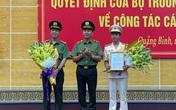 Phó Giám đốc Công an tỉnh Hà Tĩnh làm Giám đốc Công an tỉnh Quảng Bình