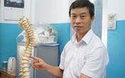 Người đem cơ thể mới cho các bệnh nhân vẹo cột sống