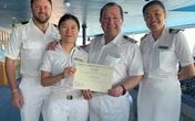 Cô gái Quảng Trị là thuyền viên du thuyền Mỹ, đi 30 nước trong 8 tháng