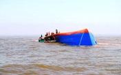 Hai tàu đánh cá đâm nhau trên biển, 1 người chết 1 người mất tích