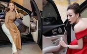 Cuộc sống giàu, nhan sắc xinh đẹp của Bảo Thanh - Phương Oanh, - 2 nữ diễn viên vừa tuyên bố sẽ nghỉ đóng phim