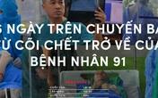 116 ngày trên giường bệnh Việt Nam của nam phi công người Anh