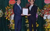 Công bố quyết định giao quyền Bộ trưởng Bộ Y tế với GS.TS Nguyễn Thanh Long