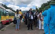 Cách ly y tế 600 du học sinh Lào quay lại Việt Nam học tập