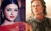 Hoa hậu Thế giới từng từ chối đóng cảnh 'nóng' với Brad Pitt