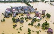 Lũ Trung Quốc: Mực nước 33 con sông chạm mốc kỉ lục, 141 người chết và mất tích