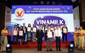 Vinamilk liên tiếp được đánh giá thuộc top công ty kinh doanh hiệu quả nhất Việt Nam