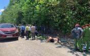 Hiện trường vụ lật xe làm hơn 10 người thương vong tại Quảng Bình