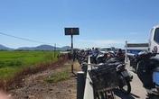 Hà Tĩnh: Người đàn ông tử vong dưới ruộng lúa với nhiều nghi vấn