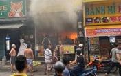 Cứu nhiều người già, trẻ em trong vụ cháy tại quán ăn ở phố Tây