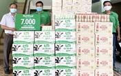 Nutifood tặng 7.000 sản phẩm sữa và thức uống dinh dưỡng cho 3 bệnh viện tại Đà Nẵng
